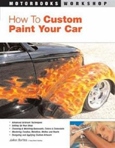 How To Custom Paint Your Car OUT OF PRINT