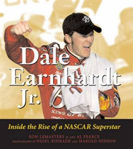 Dale Earnhardt Jr Making Gold Out Of Dirt