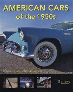 American Cars Of The 1950s Gallery Series OUT OF PRINT