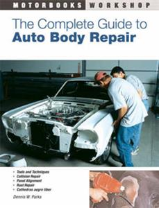 Complete Guide To Auto Body Repair