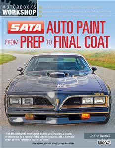 SATA Automotive Paint From Prep To Final Coat