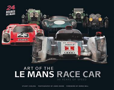 Art Of The Le Mans Race Car - 90 Years Of Speed