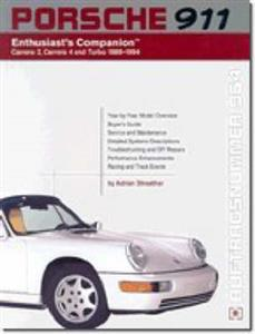 Porsche 911 (964) Enthusiasts Companion - Carrera 2 & 4 And Turbo 1989-94