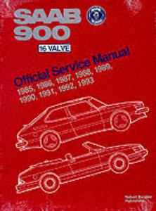 Saab 900 16 Valve 1985-93 Official Factory Manual