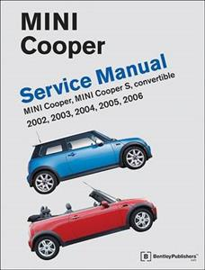 MINI Cooper 2002-06 Official Factory Service Manual US