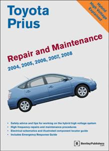 Toyota Prius 2004-2008 Repair & Maintenance Manual