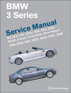 BMW 3 Series 1999-05 E46 Workshop Manual Petrol 323 325 328 330 & M3