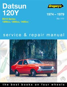 Datsun 120Y 1974-79 Repair Manual