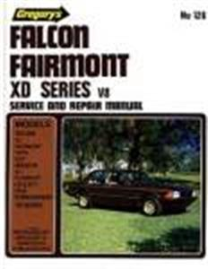 Ford Falcon XD 8Cyl 1979-82 Repair Manual