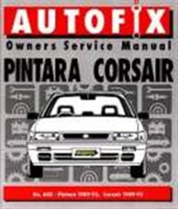 Nissan Pintara 1989-93 (NZ Bluebird) 2.0 & 2.4 Service Manual