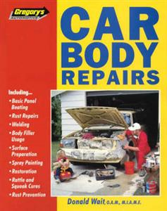 Car Body Repairs New Ed