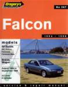 Ford Falcon EF 1994-96 Repair Manual 6 Cylinder Only