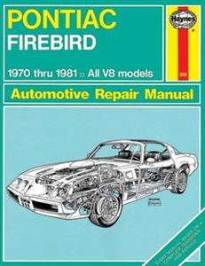 Pontiac Firebird 1970-81 Repair Manual