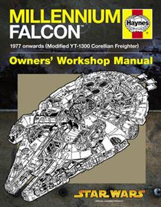 Millennium Falcon 1977 Onwards (Modified YT-1300 Corellian Freighter) Owner's Workshop Manual