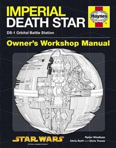 Imperial Death Star Manual: DS-1 Orbital Battle Station
