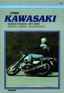 Kawasaki KZ650 1977-1983 Repair Manual