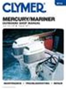 Mercury 3.9-135 HP Outboards 1964-1971 Repair Manual