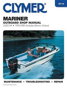 Mariner 2-220 HP Outboards 1976-1989 Repair Manual