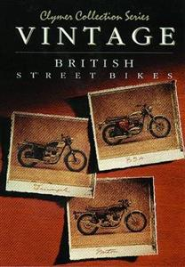British Street Bikes Repair Manual