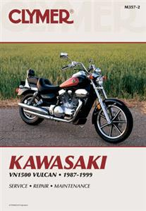 Kawasaki VN1500 Vulcan 1987-99 Repair Manual