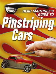 Herb Martinezs Guide To Pinstriping
