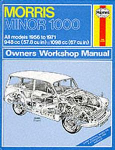 Morris Minor 1000 1956-71 Repair Manual