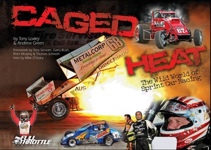 Caged Heat: The Wild World of Sprint Car Racing
