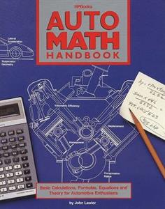 Auto Math Handbook OUT OF PRINT