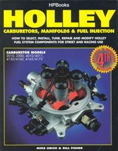Holley Carburetors Manifolds And Fuel Injection