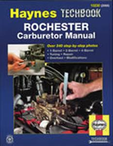 Rochester Carburettor Manual