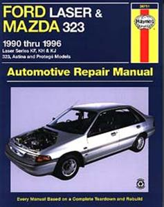 Ford Laser & Mazda 323 1990-96 Repair Manual