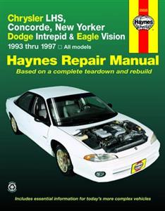 Chrysler LH Series 1993-97 Repair Manual