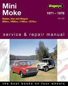 Mini 1971-78 & Moke 1971-82 Repair Manual