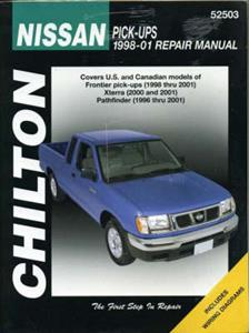 Nissan Frontier And Pathfinder Petrol 1996-2001