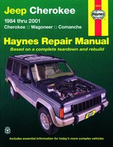 Jeep Cherokee 1984-2001 Repair Manual