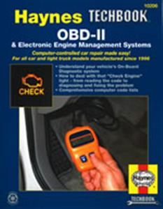 OBD-II And Electronic Engine Management Systems Generic Codes Plus GM Ford Chrysler Toyota And Honda
