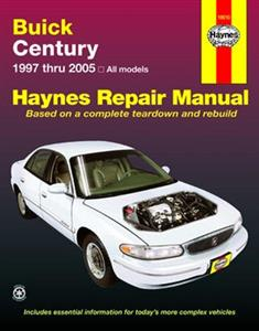 Buick Century 1997-2005 Repair Manual
