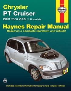 Chrysler PT Cruiser 2001-09 Petrol Repair Manual