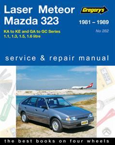 Ford Laser & Mazda 323 1981-89 Repair Manual