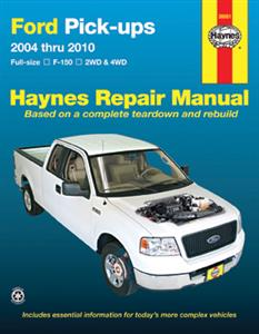 Ford F-150 Pickups 2004-10 Repair Manual
