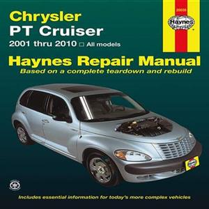 Chrysler PT Cruiser 2001-10 Repair Manual