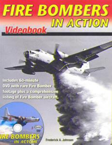 Fire Bombers in Action Bk/DVD