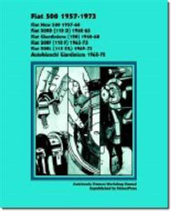 Fiat 500 Owners 1957-73 Workshop Manual