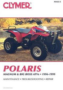 Polaris Magnum & Big Boss ATVs 1996-1999 Repair Manual