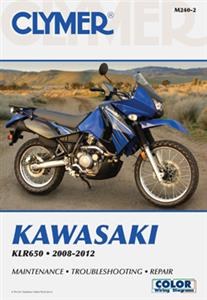 Kawasaki KLR650 2008-2012 Repair Manual