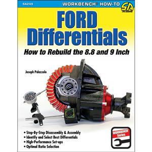 Ford Differentials - How To Rebuild The 8.8 Inch And 9 Inch