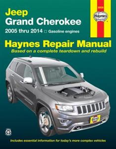 Jeep Grand Cherokee 2005-14 Petrol Repair Manual