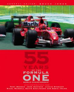 55 Years Of Formula One