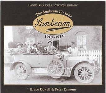 Sunbeam 12-16HP 1910-1914 - Landmark Collector's Library