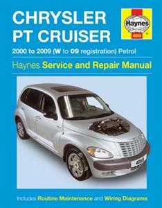 Chrysler PT Cruiser Petrol 00-03